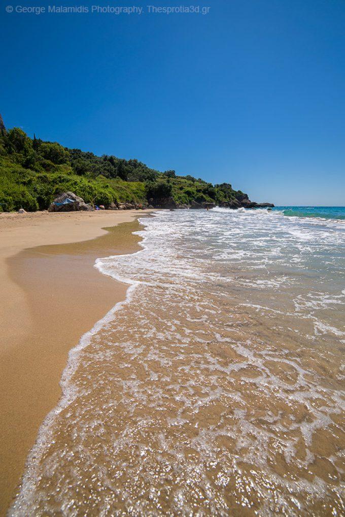 Prapa Mali Beach-Perdika-Thesprotia