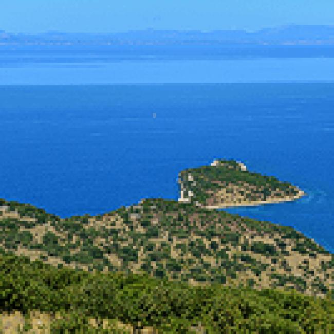 Πανόραμα Κέρκυρας – Άγιος Γεώργιος