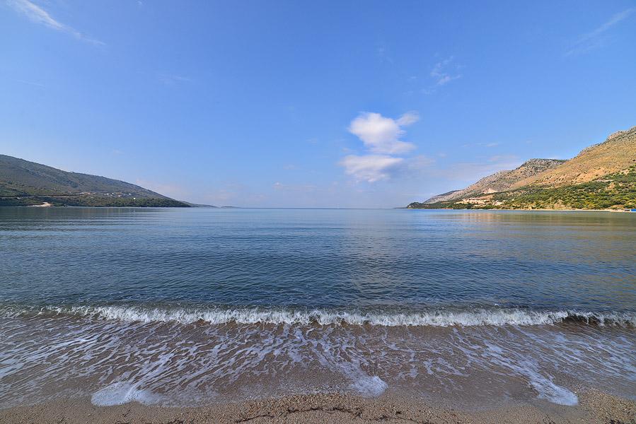 Παραλία Πλαταριάς - Θεσπρωτία