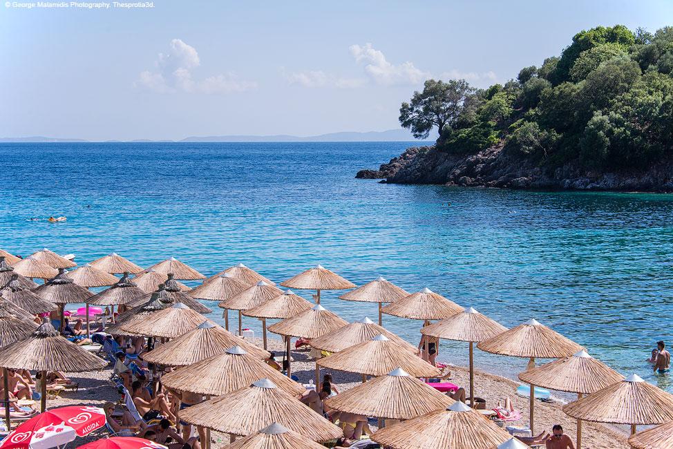 Παραλία Αγία Παρασκευή Πέρδικα