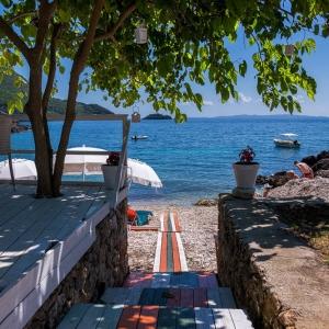 Παραλία Καμίνι Πέρδικα