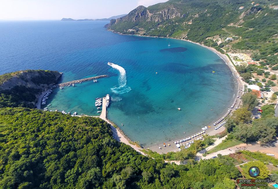Παραλία Αρίλλα - Πέρδικα Θεσπρωτίας