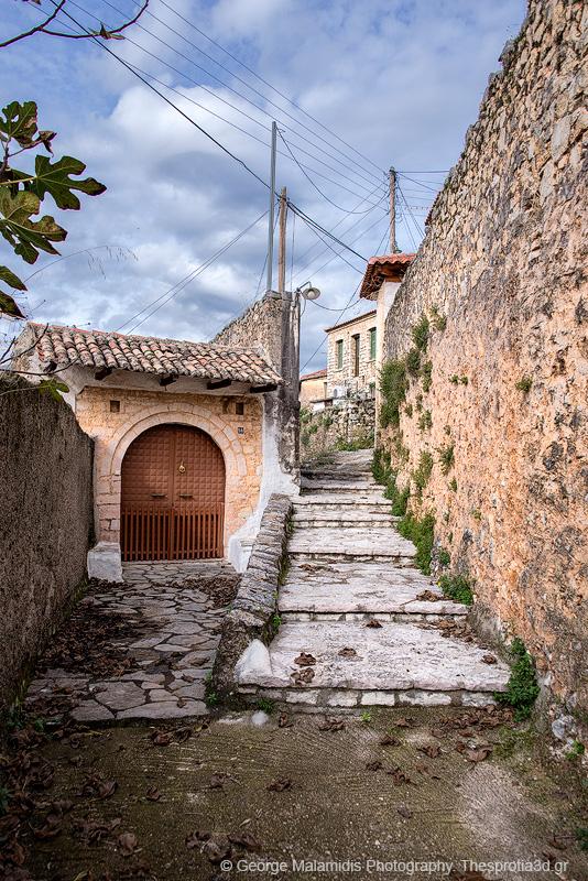 Φοινίκι Θεσπρωτίας Παραδοσιακές Εξώπορτες Πόρτες