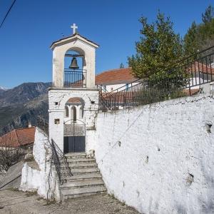 Πλακωτή Θεσπρωτίας Άγιος Γεώργιος