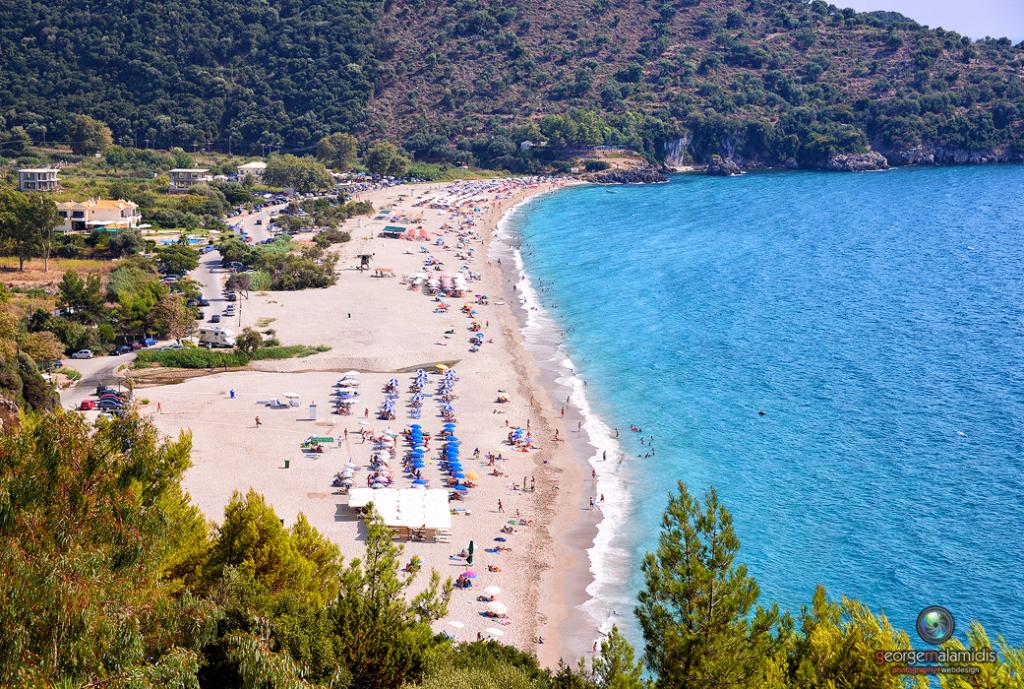 Παραλία Καραβοστάσι - Πέρδικα
