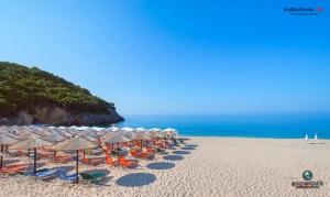 Παραλία Μέγα Άμμος Σύβοτα