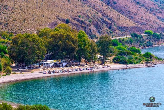 Παραλία Κεραμίδι Σαγιαδα