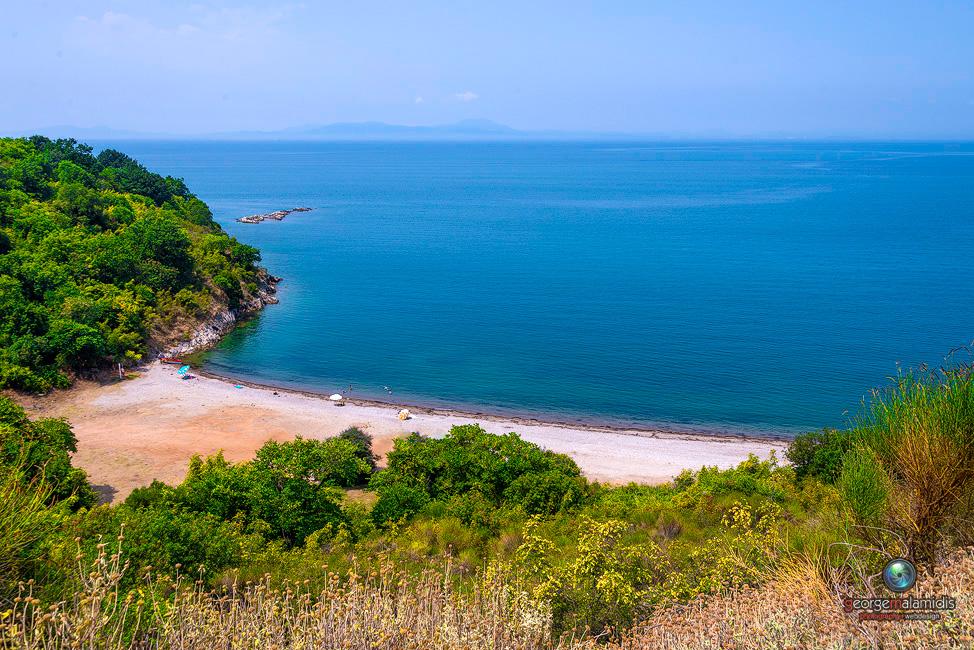 Παραλία Στροβίλι Σαγιάδα