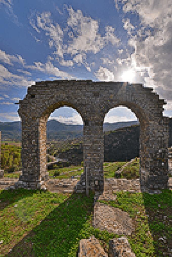 Αρχαία Φανοτή – Ντόλιανη – Παραπόταμος Θεσπρωτίας