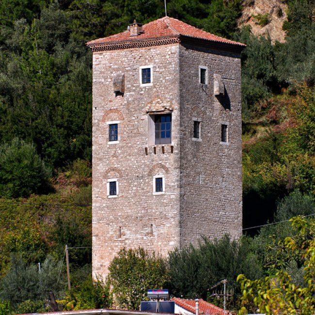 Πύργος Κούλια – Παραμυθιά – Θεσπρωτία