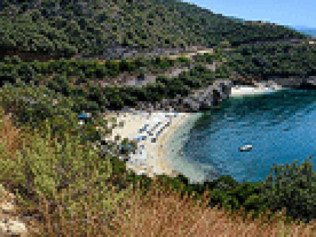Παραλία Μέγα Ντράφι – Πέρδικα Θεσπρωτίας