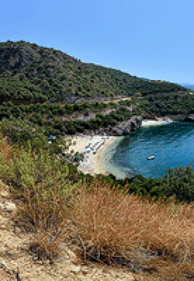 Mega Drafi Beach – Perdika – Thesprotia