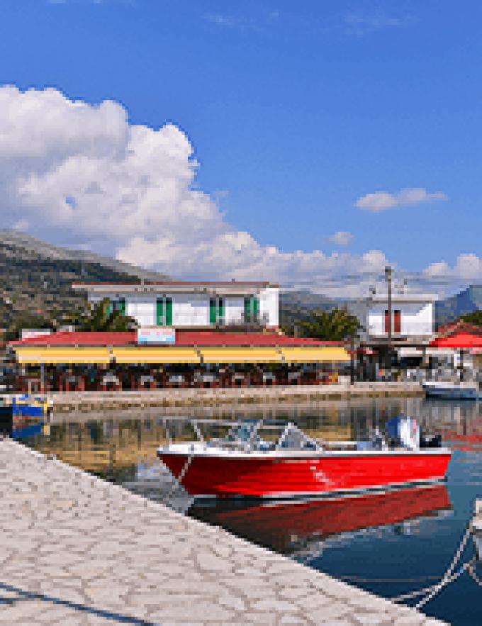 Sagiada village- Thesprotia