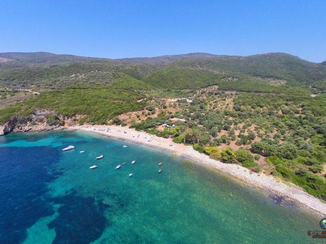 Παραλία Σοφάς – Πέρδικα Θεσπρωτίας