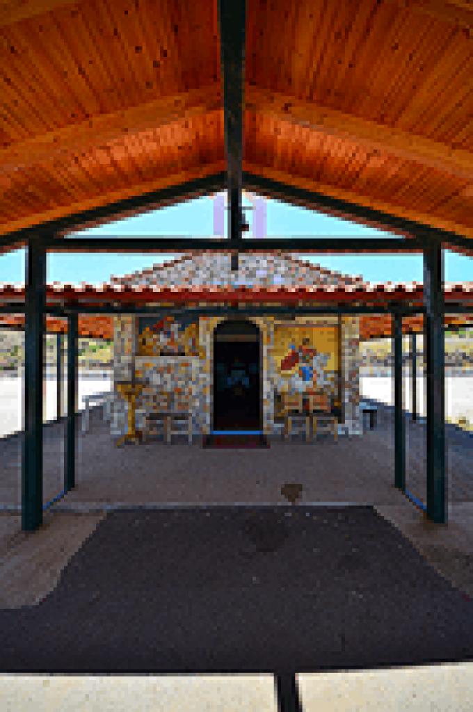 Άγιος Γεώργιος Πλαταριάς – Θεσπρωτία