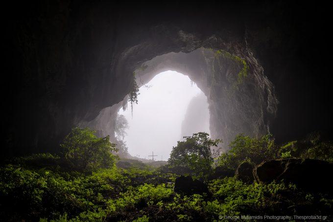 Άγιος Αρσένιος Χρυσαυγής (Βέλλιανη) Παραμυθιά