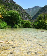 Ποταμος Αχεροντας – Πηγες Αχεροντα