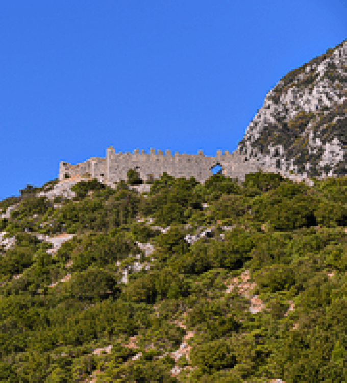 Κάστρο Ελευθεροχωρίου – Θεσπρωτία