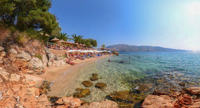 Kokkinos Vrachos Beach – Plataria – Thesprotia