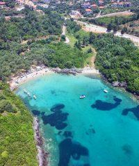 Παραλία Ζάβια – Σύβοτα Θεσπρωτίας